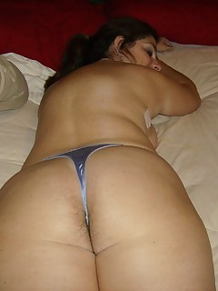 Milf and thongs